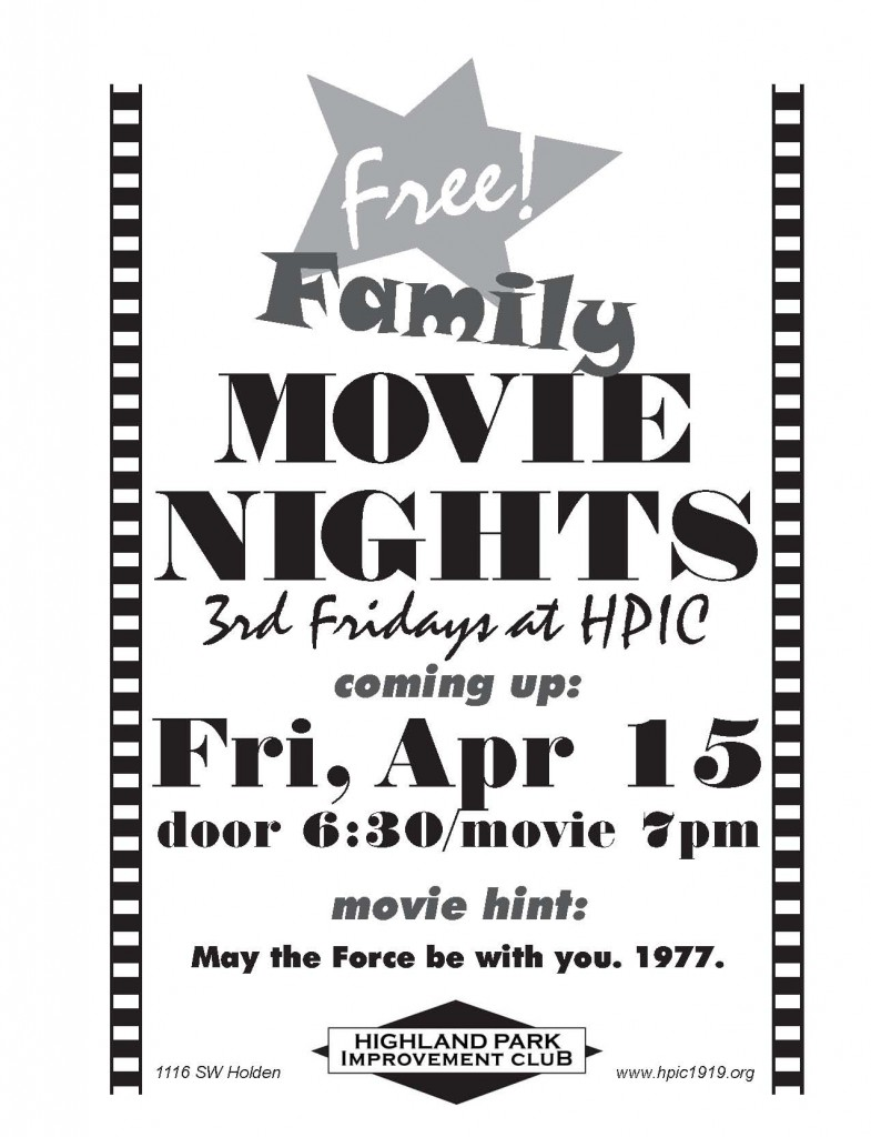 movie nights apr 2011