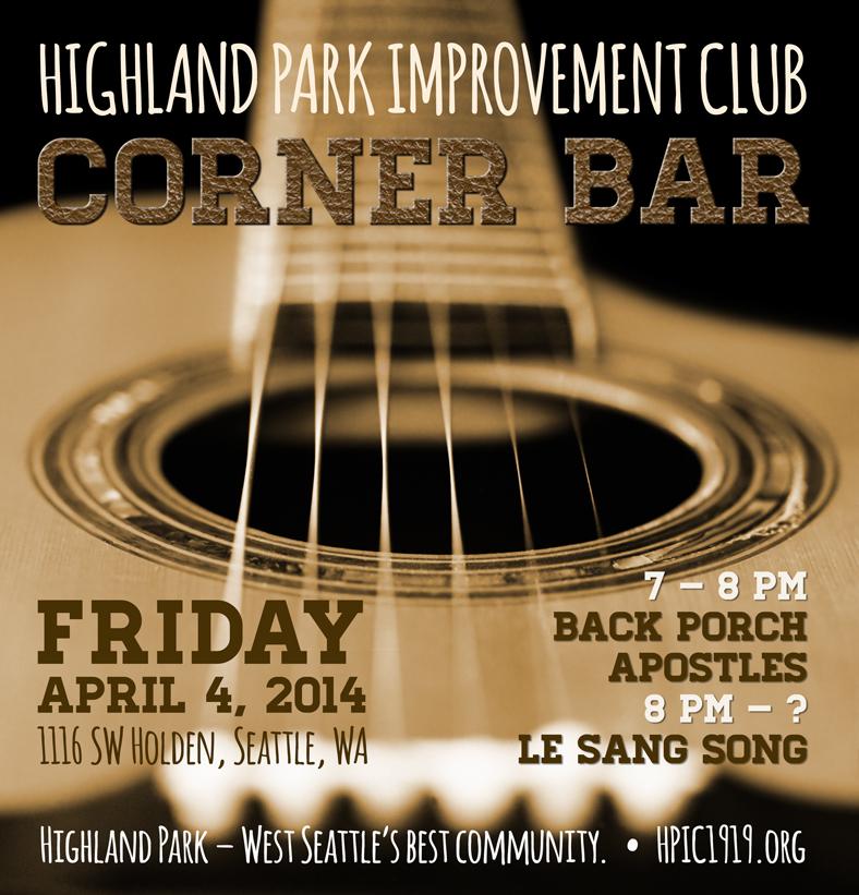 Corner Bar April 4